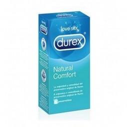 Durex Natural Plus Preservativo - 6 preservativos - comprar Durex Natural Plus Preservativo - 6 preservativos online - Farmác...