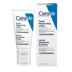 CeraVe Loção Facial Hidratante - 52 g - comprar CeraVe Loção Facial Hidratante - 52 g online - Farmácia Barreiros - farmácia ...