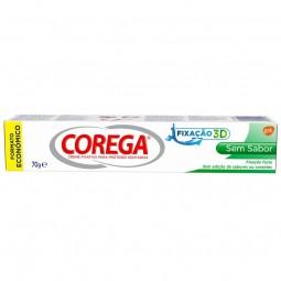 Corega Pack Creme Fixador + Oxigénio Bio-Ativo Pastilhas Limpeza - 70 g + 30 pastihas - comprar Corega Pack Creme Fixador + O...