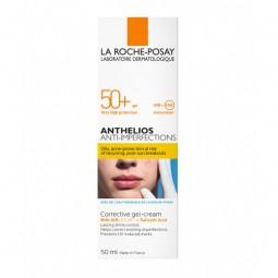 La Roche Posay Anthelios Gel-Creme Anti-imperfeições SPF 50+ - 50 mL - comprar La Roche Posay Anthelios Gel-Creme Anti-imperf...