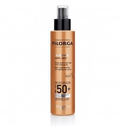 Filorga Uv Bronze Spray de Corpo SPF 50+ - 150 mL - comprar Filorga Uv Bronze Spray de Corpo SPF 50+ - 150 mL online - Farmác...
