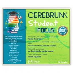 Cerebrum Student Focus - 30 cápsulas - comprar Cerebrum Student Focus - 30 cápsulas online - Farmácia Barreiros - farmácia de...