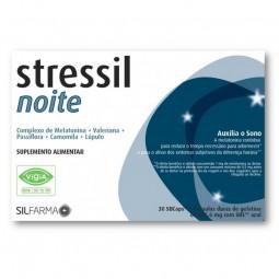 Stressil Noite - 30 cápsulas - comprar Stressil Noite - 30 cápsulas online - Farmácia Barreiros - farmácia de serviço