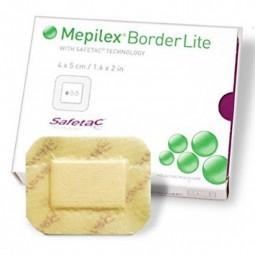 Mepilex Border Lite Penso Espuma - 5 pensos (10 x 10 cm) - comprar Mepilex Border Lite Penso Espuma - 5 pensos (10 x 10 cm) o...