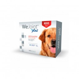 Wejoint Plus Cão Grande - 30 comprimidos - comprar Wejoint Plus Cão Grande - 30 comprimidos online - Farmácia Barreiros - far...