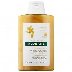 Klorane Champô Ylang Ylang - 200 mL - comprar Klorane Champô Ylang Ylang - 200 mL online - Farmácia Barreiros - farmácia de s...