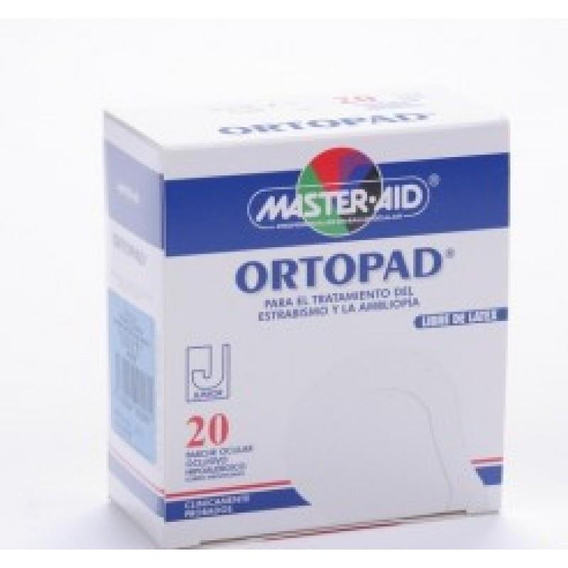 Ortopad Branco Penso Ofálmico Júnior - 20 unidades - comprar Ortopad Branco Penso Ofálmico Júnior - 20 unidades online - Farm...