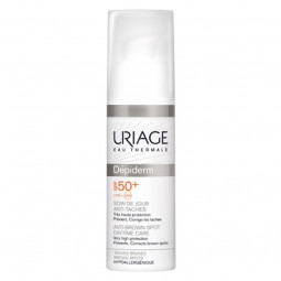 Uriage Depiderm Antimanchas Creme SPF 50+ - 30 mL - comprar Uriage Depiderm Antimanchas Creme SPF 50+ - 30 mL online - Farmác...
