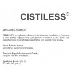 Cistiless - 20 sticks - comprar Cistiless - 20 sticks online - Farmácia Barreiros - farmácia de serviço