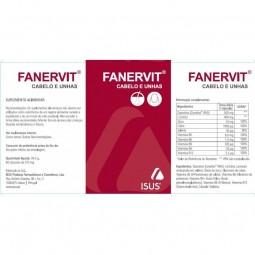 Fanervit - 60 cápsulas - comprar Fanervit - 60 cápsulas online - Farmácia Barreiros - farmácia de serviço