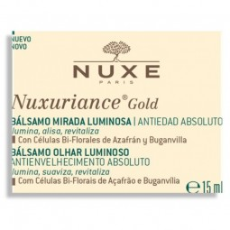 Nuxe Nuxuriance Gold Bálsamo Olhar Luminoso - 15 mL - comprar Nuxe Nuxuriance Gold Bálsamo Olhar Luminoso - 15 mL online - Fa...