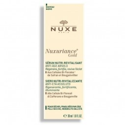 Nuxe Nuxuriance Gold Sérum Nutri-Revitalizante Anti-envelhecimento - 30 mL - comprar Nuxe Nuxuriance Gold Sérum Nutri-Revital...