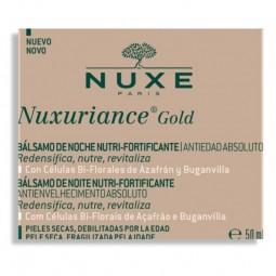 Nuxe Nuxuriance Gold Bálsamo de Noite Nutri-Fortificante - 50 mL - comprar Nuxe Nuxuriance Gold Bálsamo de Noite Nutri-Fortif...