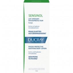Ducray Sensinol Leite Calmante Fisioprotetor - 400 mL - comprar Ducray Sensinol Leite Calmante Fisioprotetor - 400 mL online ...