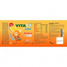 Vitacê Júnior Gomas - 60 gomas - comprar Vitacê Júnior Gomas - 60 gomas online - Farmácia Barreiros - farmácia de serviço