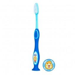 Chicco Escova de Dentes de Leite Azul 3-6A - 1 escova - comprar Chicco Escova de Dentes de Leite Azul 3-6A - 1 escova online ...