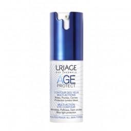 Uriage Age Protect Contorno de Olhos Creme Multi-Ações - 15 mL - comprar Uriage Age Protect Contorno de Olhos Creme Multi-Açõ...