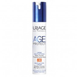 Uriage Age Protect Creme SPF 30 Multi-Ações - 40 mL - comprar Uriage Age Protect Creme SPF 30 Multi-Ações - 40 mL online - Fa...