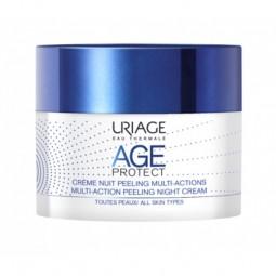 Uriage Age Protect Creme Noite Renovador - 50 mL - comprar Uriage Age Protect Creme Noite Renovador - 50 mL online - Farmácia...