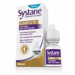 Systane Complete Gotas Oftálmicas Lubrificantes - 10 mL - comprar Systane Complete Gotas Oftálmicas Lubrificantes - 10 mL onl...