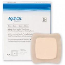 Aquacel Foam Penso Aderente - 10 pensos (10 cm x 10 cm) - comprar Aquacel Foam Penso Aderente - 10 pensos (10 cm x 10 cm) onl...