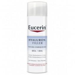 Eucerin Hyaluron-Filler Textura Enriquecida - Cuidado de Dia - 50 mL - comprar Eucerin Hyaluron-Filler Textura Enriquecida - ...