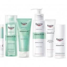 Eucerin DermoPure Oil Control Esfoliante - 100 mL - comprar Eucerin DermoPure Oil Control Esfoliante - 100 mL online - Farmác...