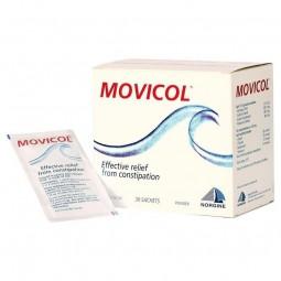 Movicol Solução Oral 25ml - 30 saquetas - comprar Movicol Solução Oral 25ml - 30 saquetas online - Farmácia Barreiros - farmá...