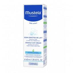 Mustela Bebé Cuidado para Crosta Láctea - 40 mL - comprar Mustela Bebé Cuidado para Crosta Láctea - 40 mL online - Farmácia B...