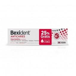 Bexident Anticáries Pasta Dentífrica c/ 25% Grátis - 125 mL - comprar Bexident Anticáries Pasta Dentífrica c/ 25% Grátis - 12...