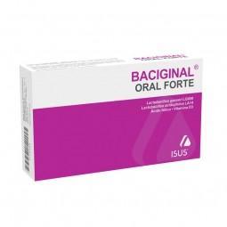 Baciginal Oral Forte - 14 cápsulas - comprar Baciginal Oral Forte - 14 cápsulas online - Farmácia Barreiros - farmácia de ser...