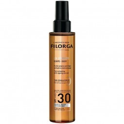 Filorga UV-Bronze Body SPF 30 - 150 mL - comprar Filorga UV-Bronze Body SPF 30 - 150 mL online - Farmácia Barreiros - farmáci...