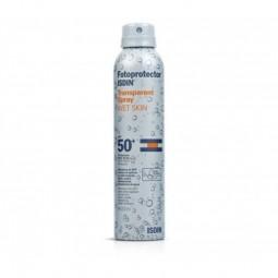 ISDIN Fotoprotector ISDIN Transparent Spray Wet Skin SPF 50+ - 250 mL - comprar ISDIN Fotoprotector ISDIN Transparent Spray W...