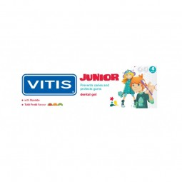 Vitis Junior Gel Dentífrico Tutti Frutti - 75 mL - comprar Vitis Junior Gel Dentífrico Tutti Frutti - 75 mL online - Farmácia...