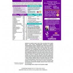 Neurozan Plus c/ Desconto 20% - 28 cápsulas + 28 comprimidos - comprar Neurozan Plus c/ Desconto 20% - 28 cápsulas + 28 compr...