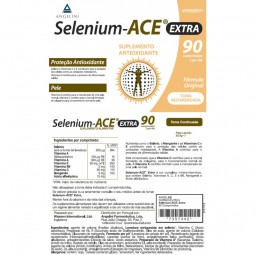 Selenium-ACE Extra c/ Desconto 5€ - 90 comprimidos - comprar Selenium-ACE Extra c/ Desconto 5€ - 90 comprimidos online - Farm...