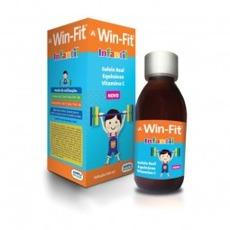 Win Fit Infantil - 200 mL - comprar Win Fit Infantil - 200 mL online - Farmácia Barreiros - farmácia de serviço