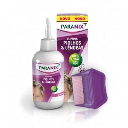 Paranix Champô Tratamento c/ Oferta Champô Proteção Piolho/Lêndeas - 200 mL + pente + 200 mL - comprar Paranix Champô Tratame...