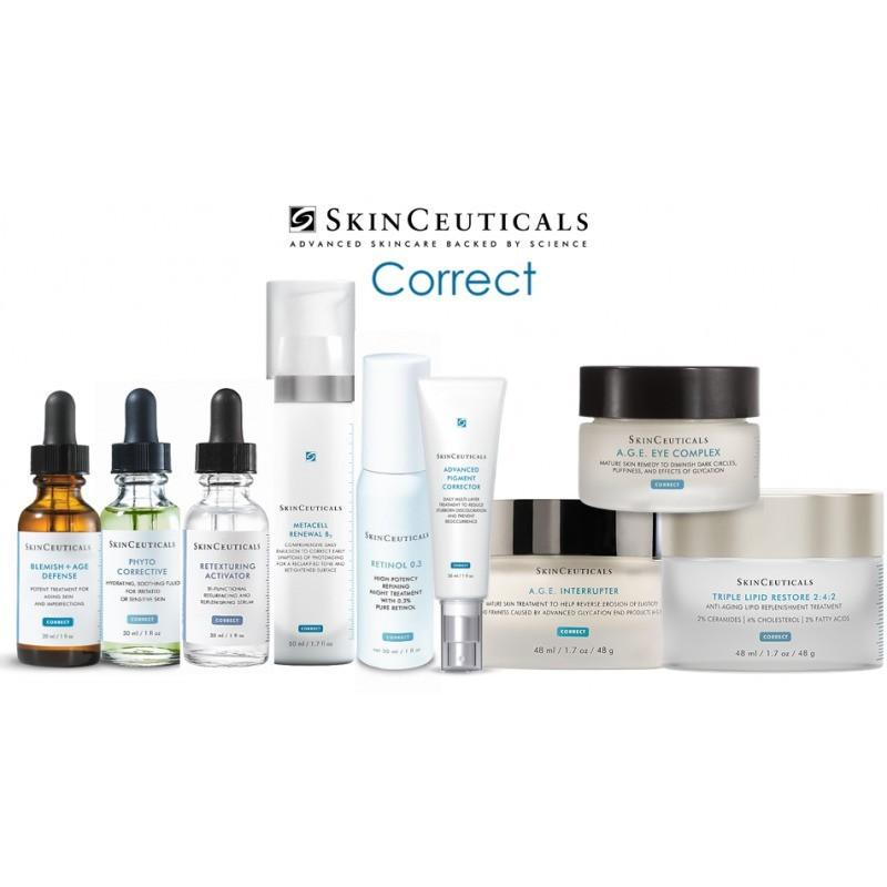 SkinCeuticals Correct Blemish + Age Defense Sérum - 30 mL - comprar SkinCeuticals Correct Blemish + Age Defense Sérum - 30 mL...