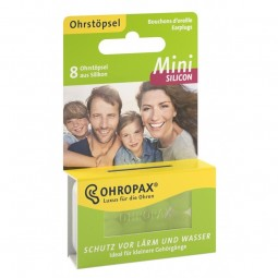 Ohropax Tampões Auriculares Mini de Silicone - 8 tampões - comprar Ohropax Tampões Auriculares Mini de Silicone - 8 tampões o...