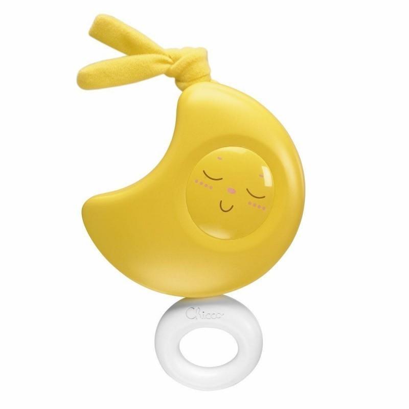 Chicco Brinquedo Lua Musical 0M+ - 1 unidade - comprar Chicco Brinquedo Lua Musical 0M+ - 1 unidade online - Farmácia Barreir...
