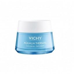 Vichy Aqualia Thermal Gel-Creme Reidratante - 50 mL - comprar Vichy Aqualia Thermal Gel-Creme Reidratante - 50 mL online - Fa...