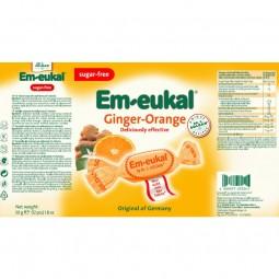 Em-Eukal Laranja-Gengibre Rebuçados Sem Açúcar - 50 g - comprar Em-Eukal Laranja-Gengibre Rebuçados Sem Açúcar - 50 g online ...