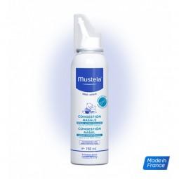Mustela Bebé Cuidado Spray Congestão Nasal - 150 mL - comprar Mustela Bebé Cuidado Spray Congestão Nasal - 150 mL online - Fa...