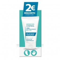 Ducray Hidrosis Control Creme c/ Desconto 2€ - 50 mL - comprar Ducray Hidrosis Control Creme c/ Desconto 2€ - 50 mL online - ...