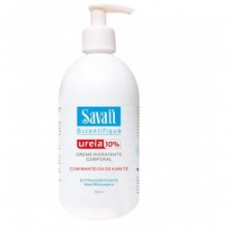 Savaii Scientifique Creme Pés 10% Ureia - 500 mL - comprar Savaii Scientifique Creme Pés 10% Ureia - 500 mL online - Farmácia...