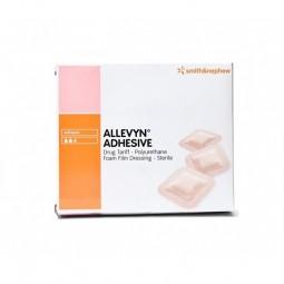 Allevyn Adhesive - 10 pensos (10 x 10 cm) - comprar Allevyn Adhesive - 10 pensos (10 x 10 cm) online - Farmácia Barreiros - f...