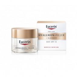 Eucerin Hyaluron-Filler + Elasticity Creme Dia SPF 15 - 50 mL - comprar Eucerin Hyaluron-Filler + Elasticity Creme Dia SPF 15...