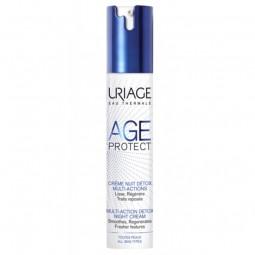 Uriage Age Protect Creme Noite Detox - 40 mL - comprar Uriage Age Protect Creme Noite Detox - 40 mL online - Farmácia Barreir...