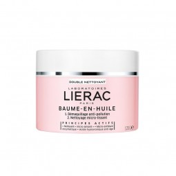 Lierac Desmaquilhante Baume en Huile - 120 g - comprar Lierac Desmaquilhante Baume en Huile - 120 g online - Farmácia Barreir...
